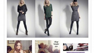 Online Fashion Products Website